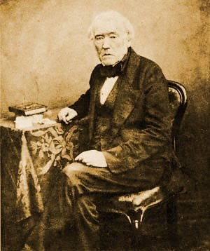 John Finlaison, O'Meara's pen-friend at the Admiralty